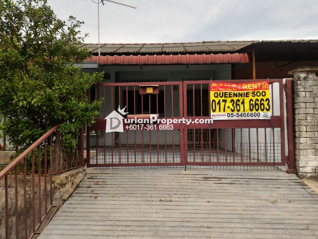 Terrace House For Sale at Star Park, Ipoh