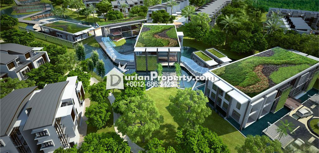 Terrace House For Sale at Symphony Hills, Cyberjaya