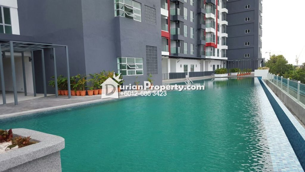 Penthouse For Sale at Silk Residence, Balakong