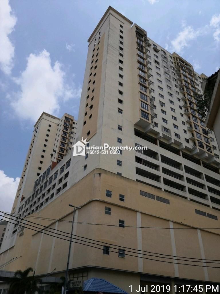Apartment For Auction at Pelangi Mall, Kota Bharu