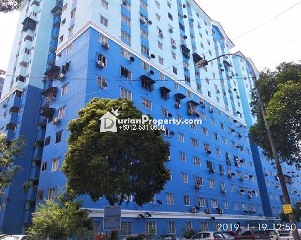 Flat For Auction at Sri Rakyat Apartment, Bukit Jalil