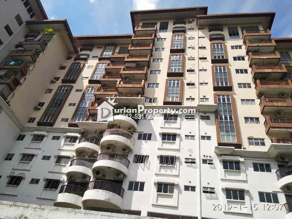 Condo For Auction at Robson Heights, Seputeh
