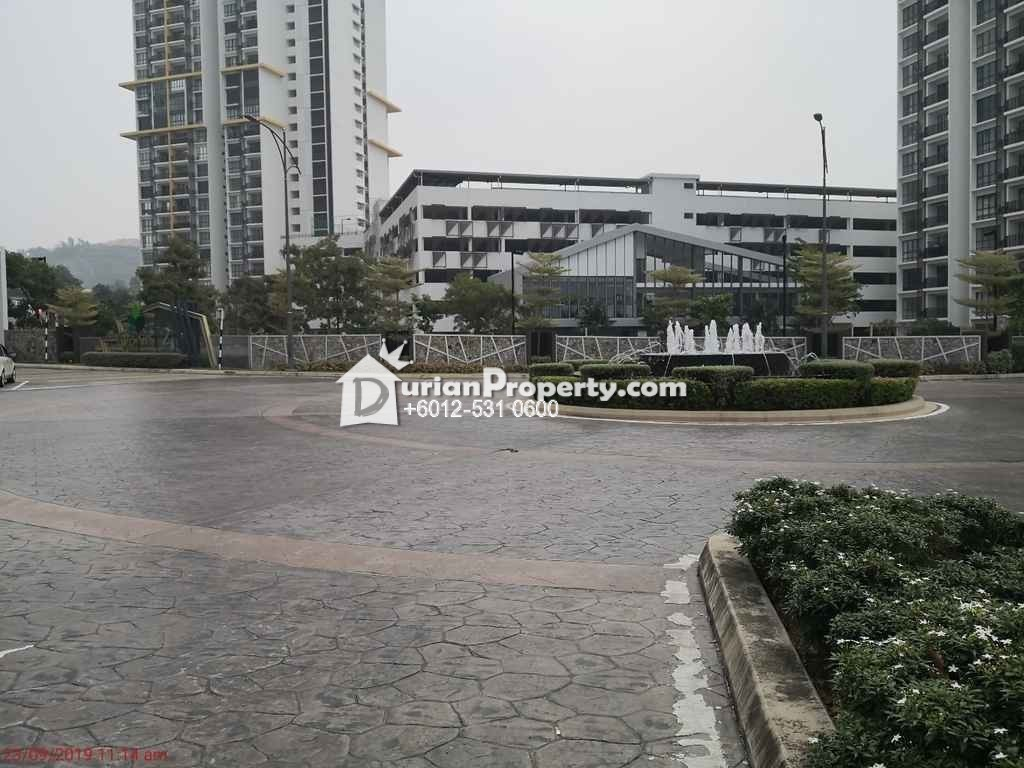 Condo For Auction at Oasis 2 Residence, Kajang