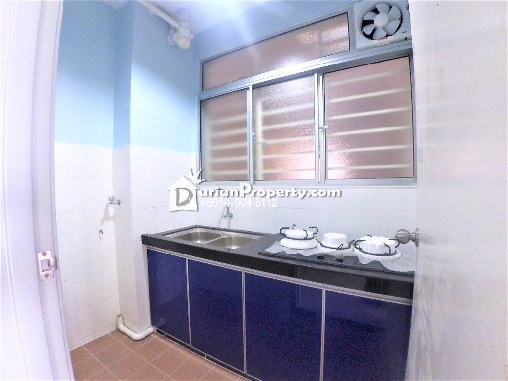 Condo For Sale at Semarak & Penaga Condominium, Taman Raintree