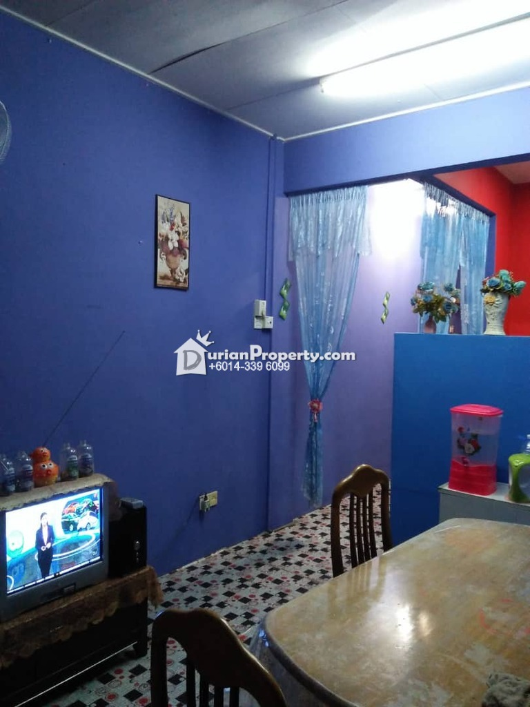 Flat For Sale at Pangsapuri Seri Markisa, Taman Puchong Tekali