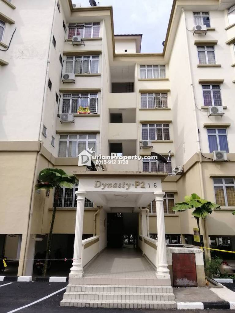 Apartment For Sale at Goodyear Court 7, USJ