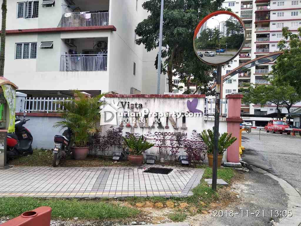 Condo For Auction at Vista Amani, Bandar Sri Permaisuri