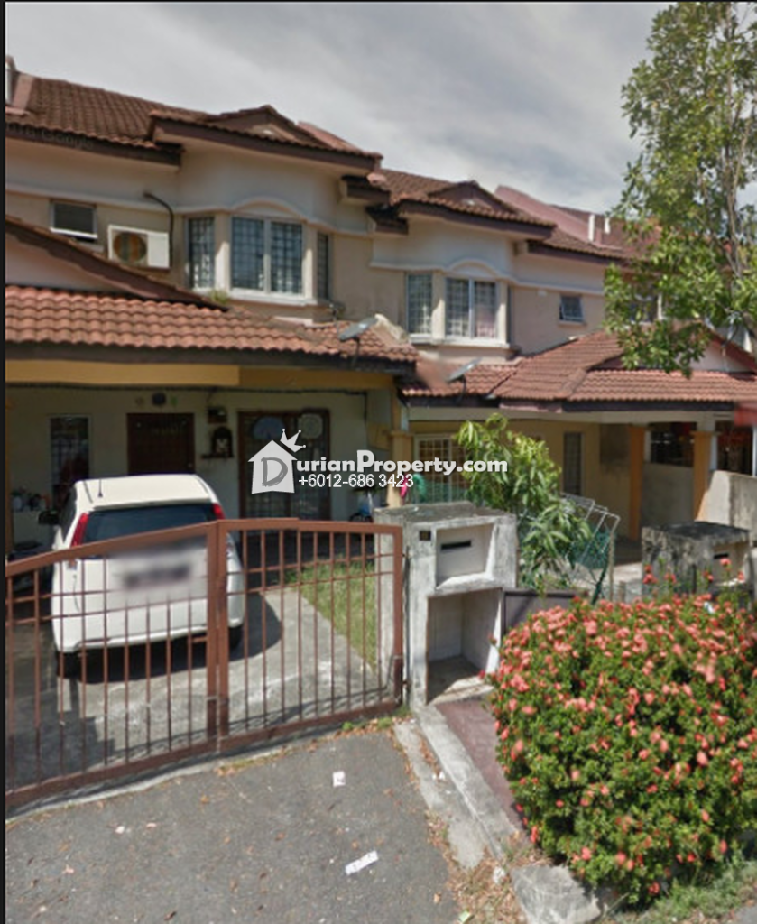 Terrace House For Sale at Cheras Perdana, Cheras South