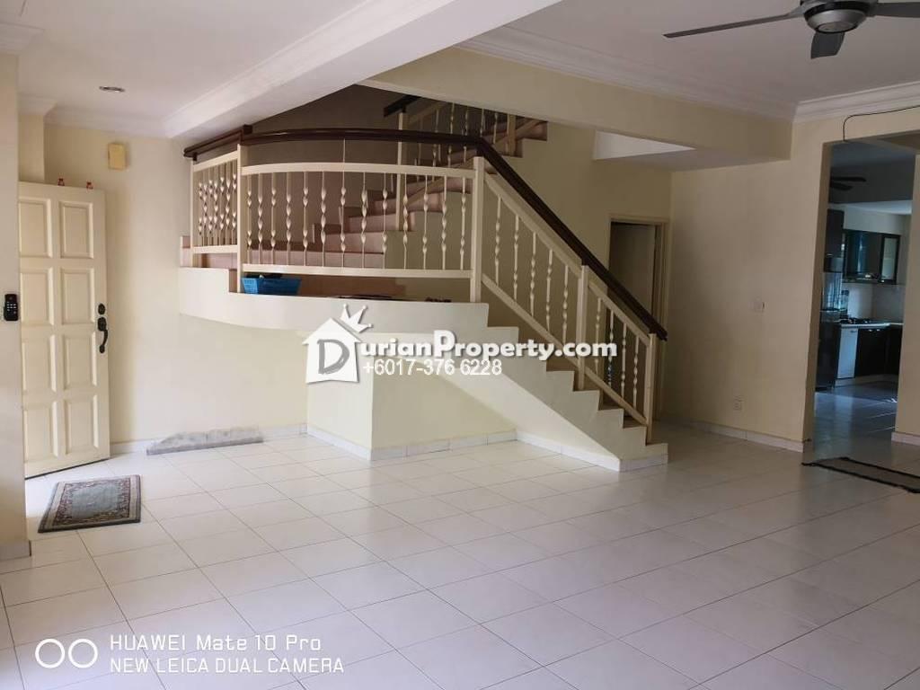 Terrace House For Rent at Ozana Villa, Ayer Keroh