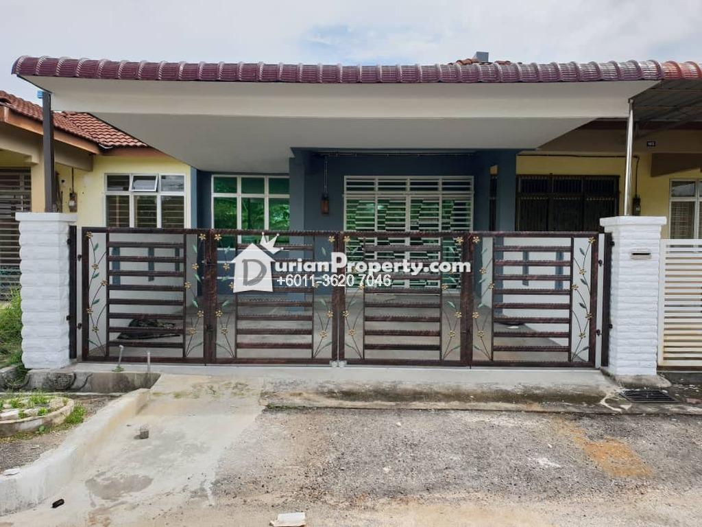 Terrace House For Sale at Bandar Amanjaya, Sungai Petani