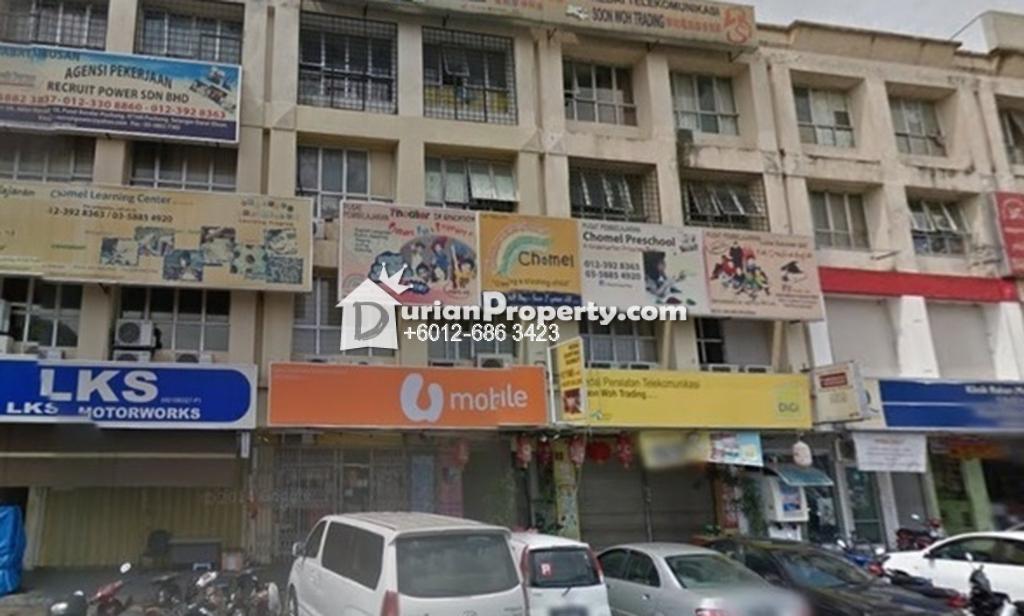 Apartment For Sale at Taman Perindustrian Pusat Bandar Puchong, Puchong