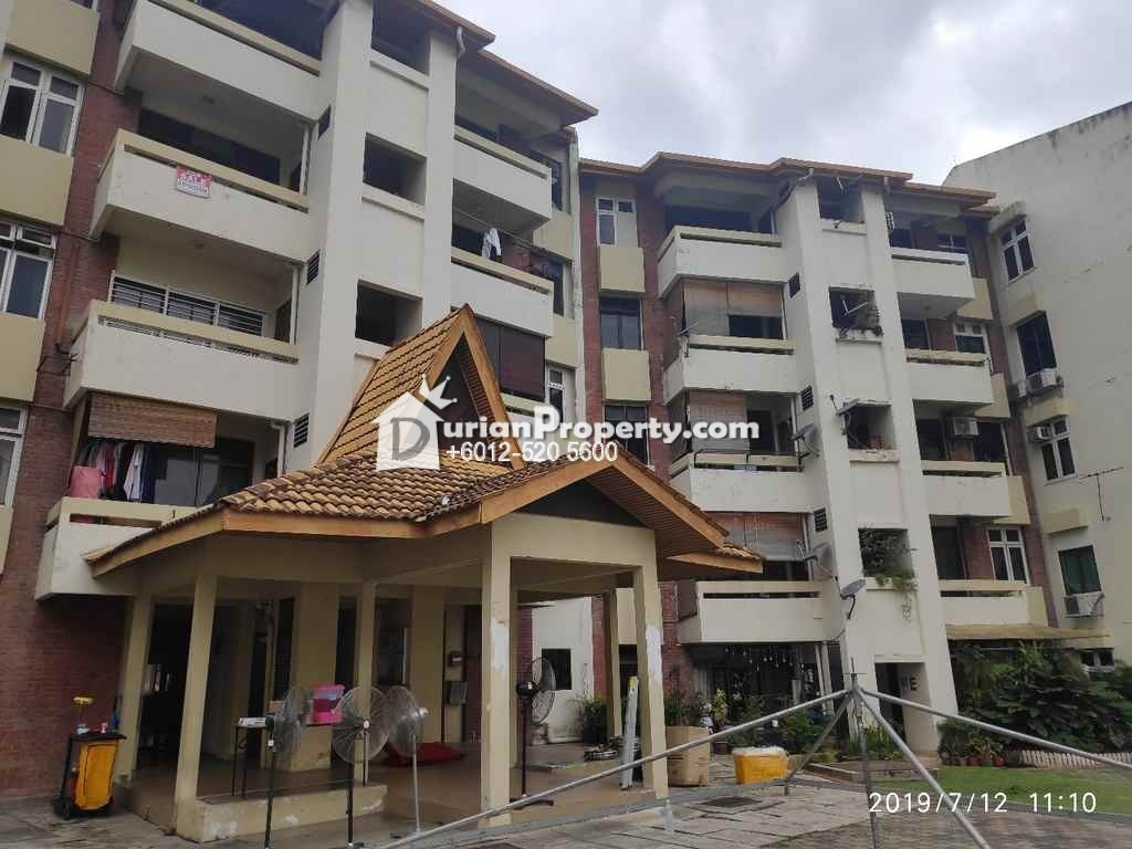 Condo For Auction at Pangsa Murni, Wangsa Maju