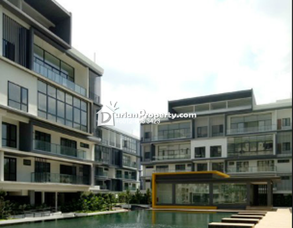 Condo For Sale at 9ine, Batu 9 Cheras