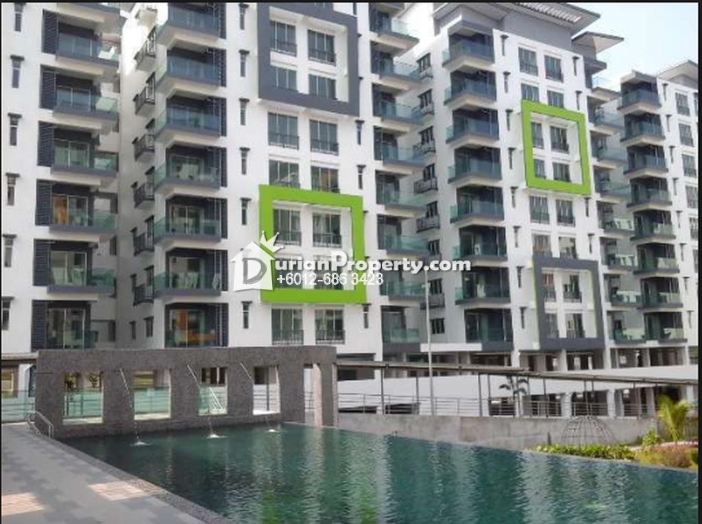 Condo For Sale at Mahkota Residence, Bandar Mahkota Cheras