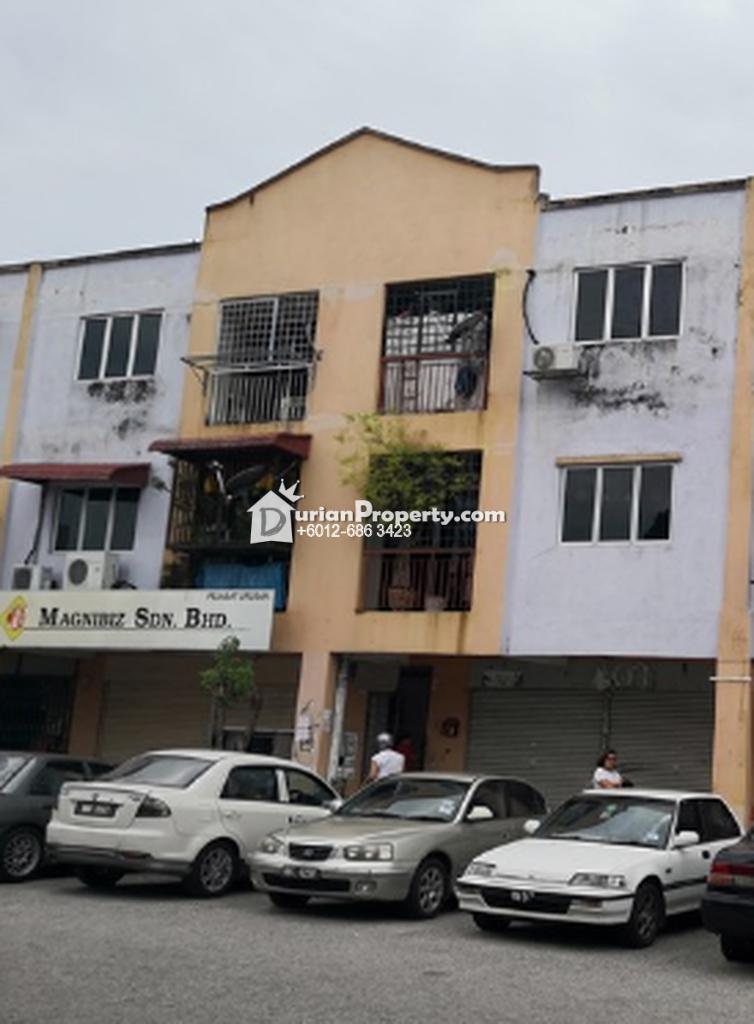 Apartment For Sale at Taman Orkid, Batu 9 Cheras