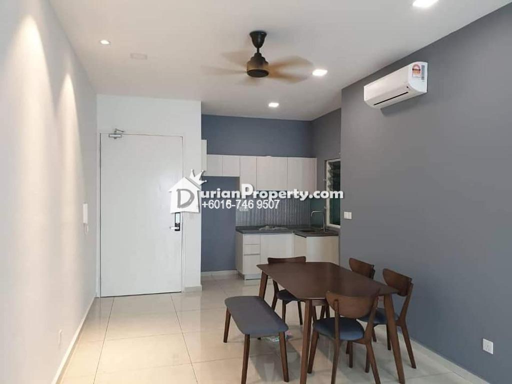 Serviced Residence For Rent at Taman Mount Austin, Johor Bahru