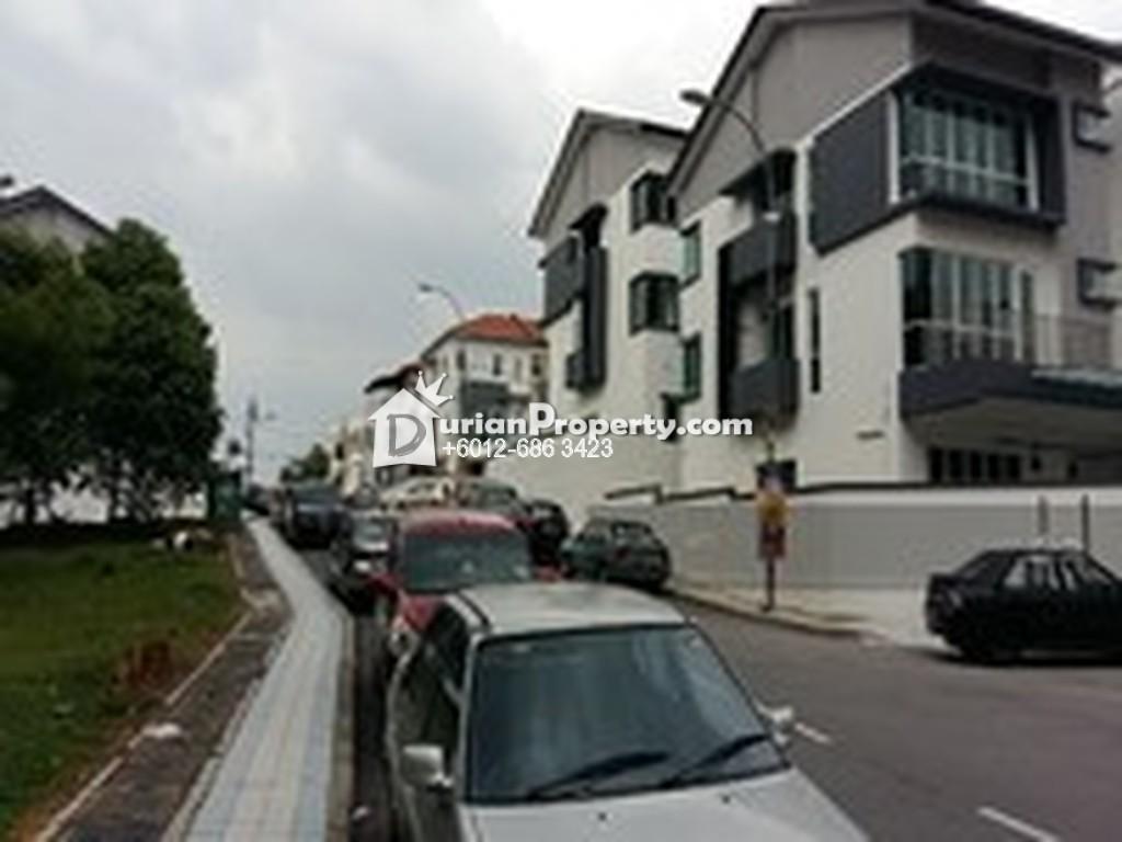 Terrace House For Sale at Taman Bukit Intan, Sri Petaling