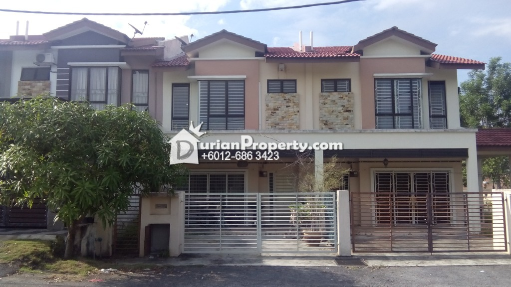 Terrace House For Sale at Puteri Heights, Rawang