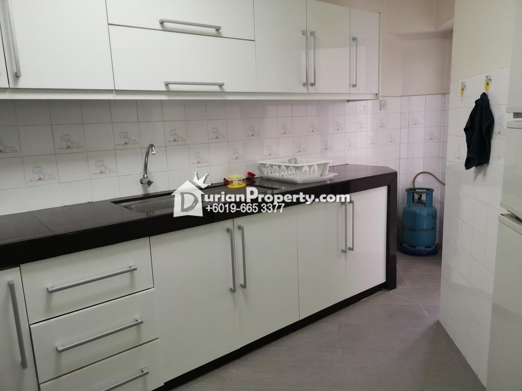 Condo For Rent at Petaling Indah, Sungai Besi