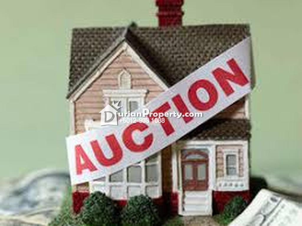 Terrace House For Auction at Hill Park, Bandar Teknologi Kajang