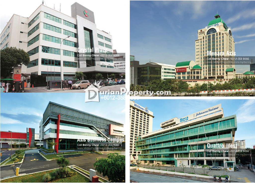 Office For Rent at Asia Jaya, Petaling Jaya