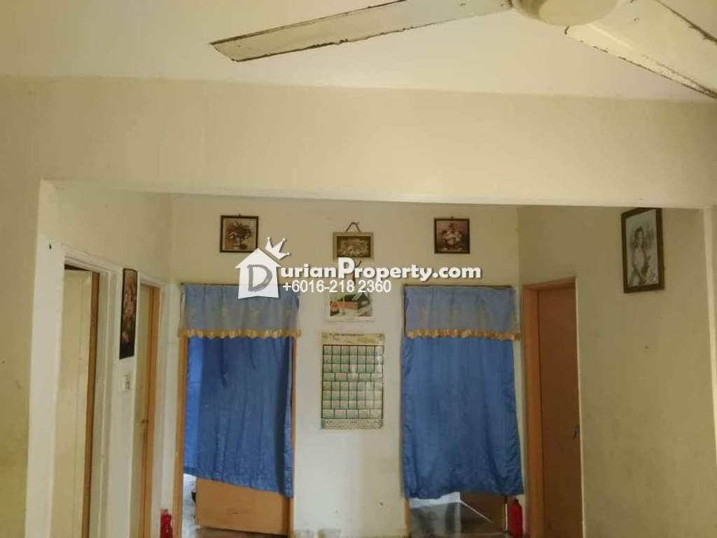 Apartment For Sale at Residensi Warnasari, Bandar Puncak Alam