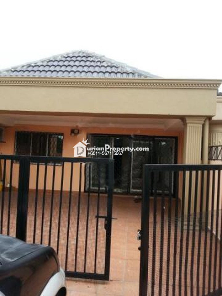 Terrace House For Rent at SS4, Kelana Jaya