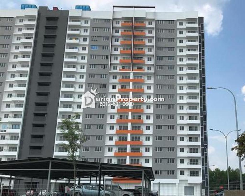 Apartment For Auction at Jade Hills, Kajang