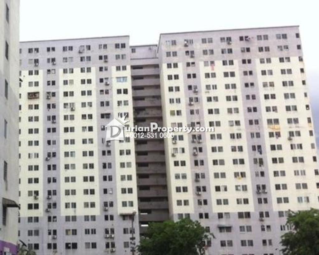 Apartment For Auction at Flat Mutiara Fadason, Taman Fadason