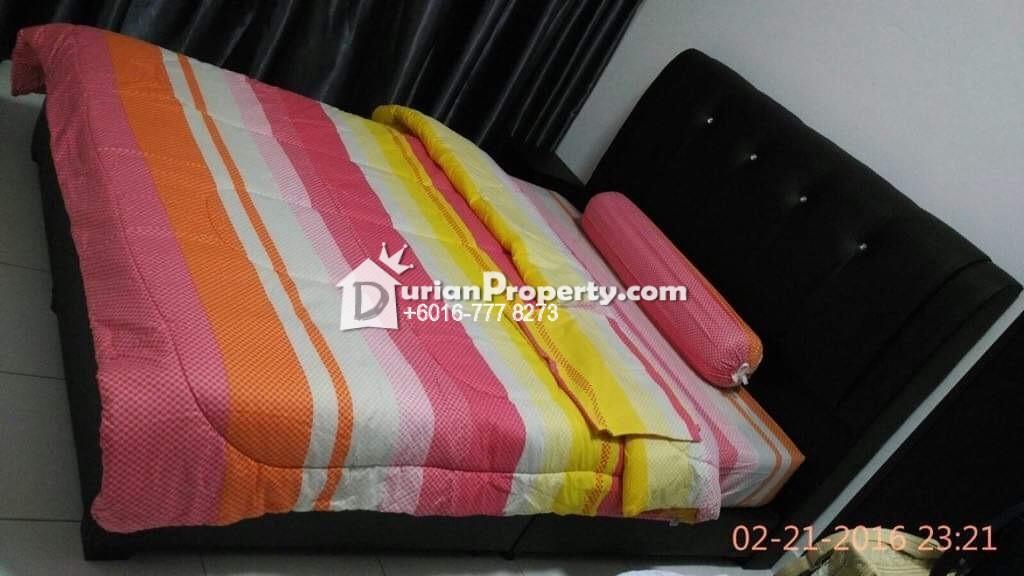Serviced Residence For Rent at Seri Austin Residences, Johor Bahru