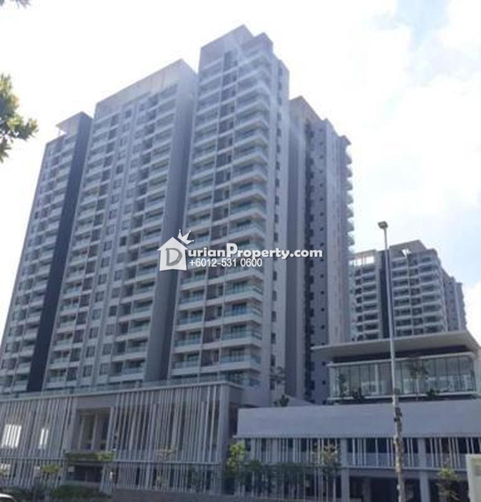 Condo For Auction at Paragon 3, Bandar Putra Permai