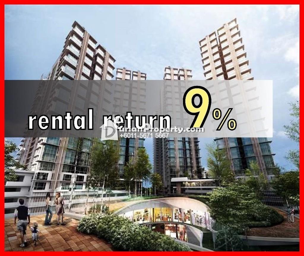 Condo For Sale at Bandar Saujana Putra, Jenjarom