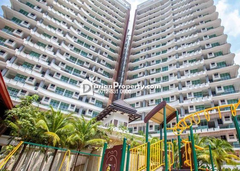 Condo For Auction at Armanee Terrace I, Damansara Perdana
