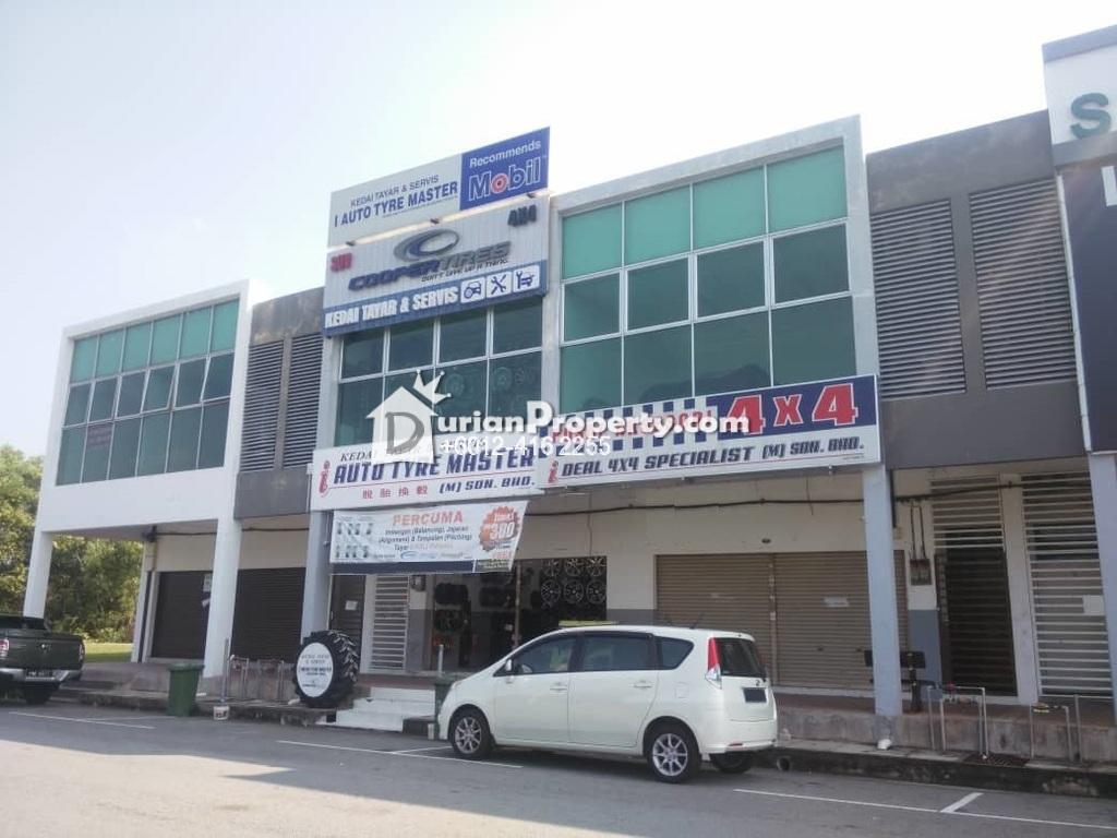 Shop Office For Sale at Bandar Amanjaya, Sungai Petani