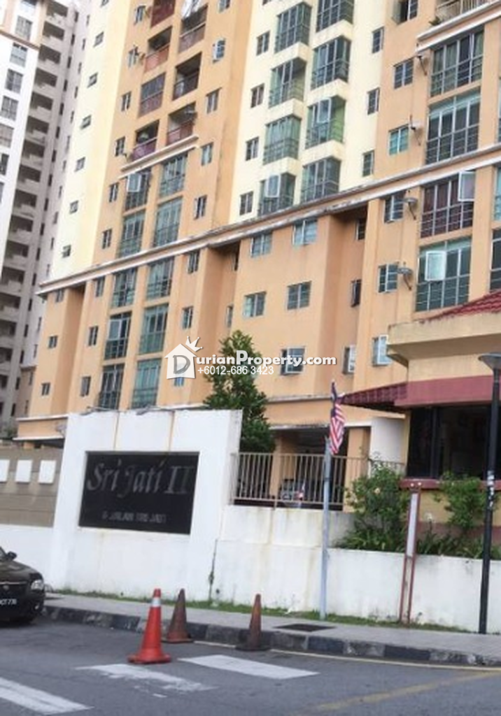 Condo For Sale at Sri Jati II, Old Klang Road