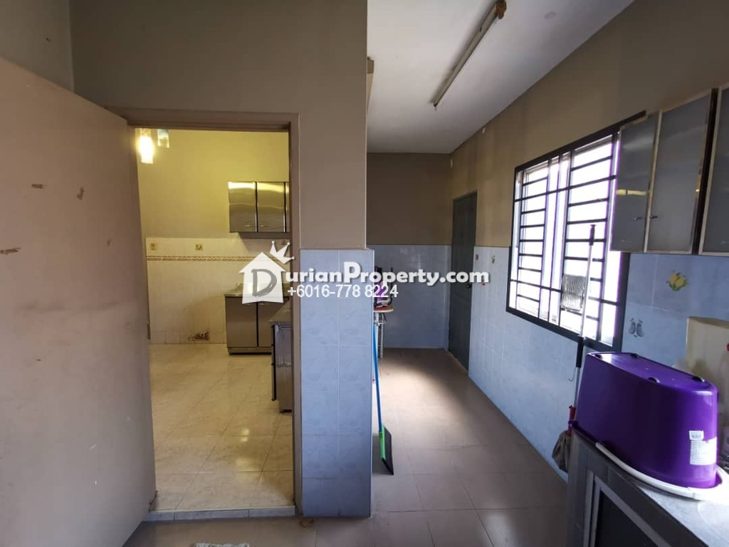 Terrace House For Sale at Taman Setia Indah, Tebrau
