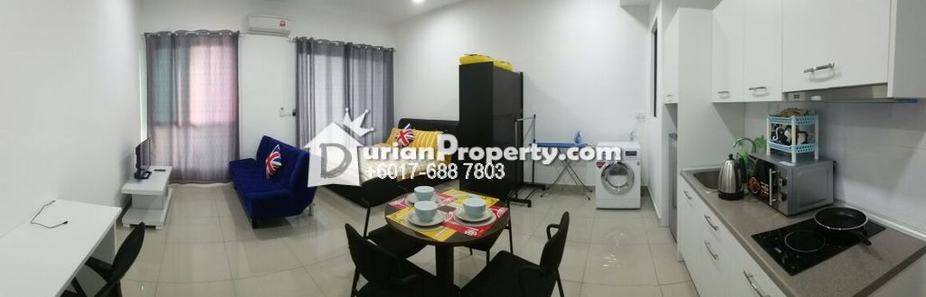 Condo For Rent at Cybersquare, Cyberjaya