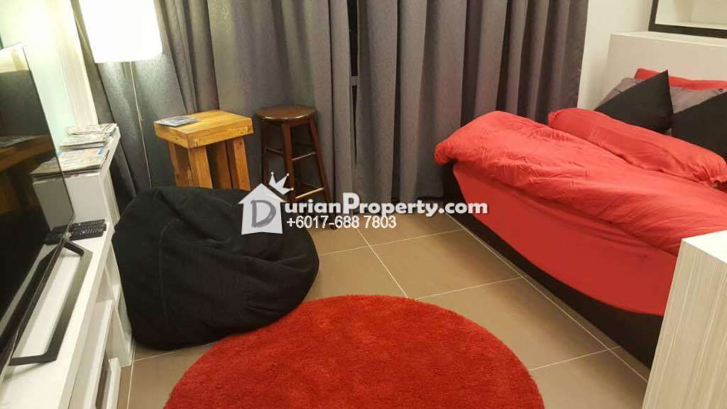 Condo For Rent at Garden Plaza, Cyberjaya