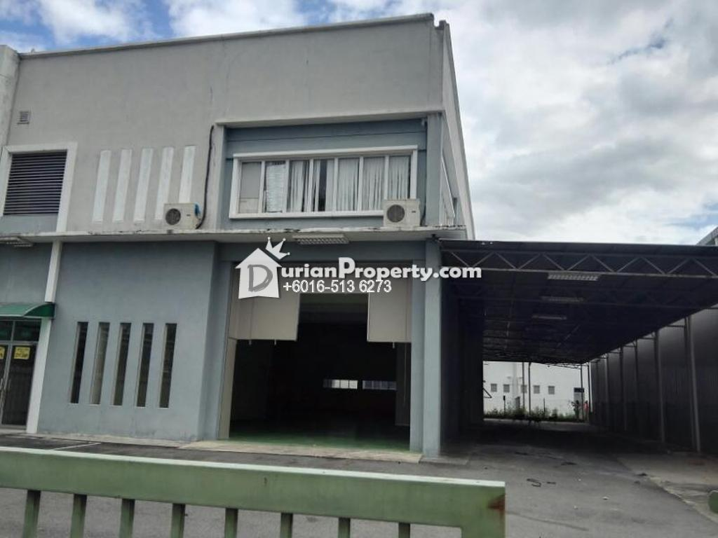 Detached Factory For Sale at Balakong Jaya Industrial Park, Balakong