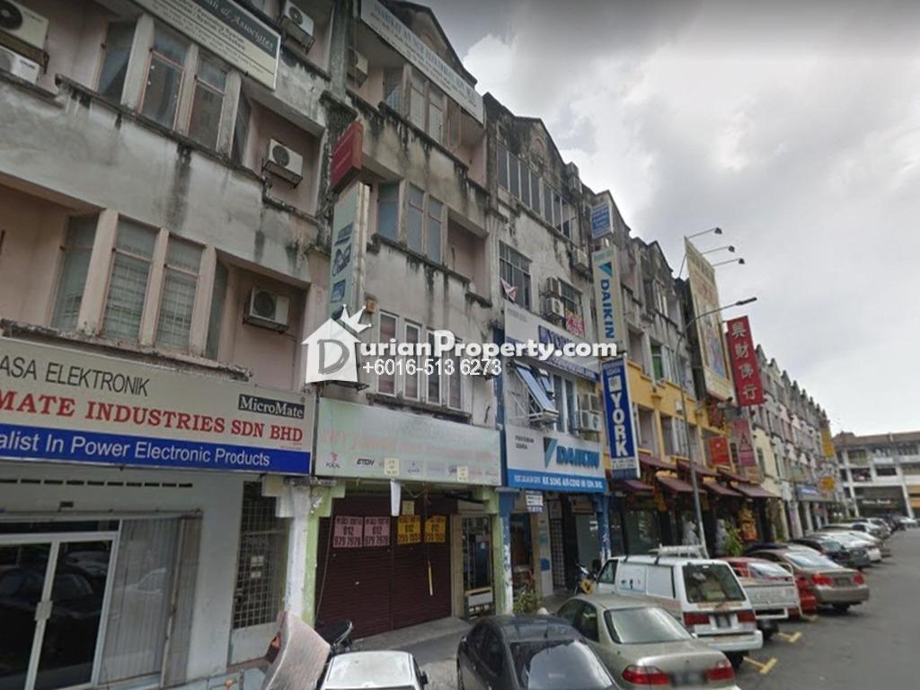 Shop For Rent at Pandan Indah, Pandan