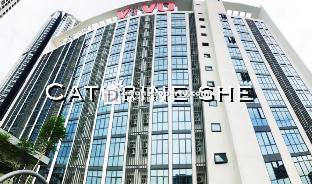 SOHO For Rent at VIVO RESIDENCES @ 9 Seputeh, Old Klang Road