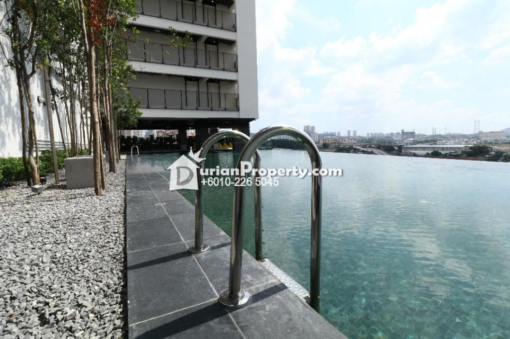 Condo For Rent at FleXus Signature Suite, Segambut