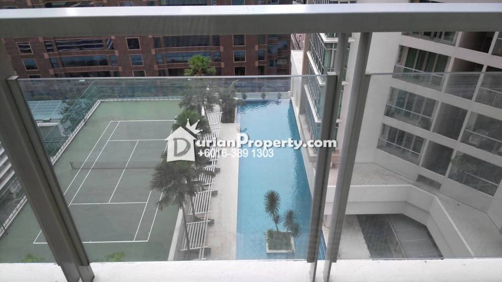 Condo For Rent at Marc Service Residence, KLCC