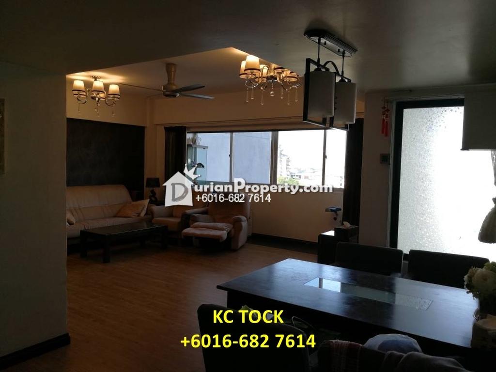 Condo For Rent at Tiara Ampang, Ampang