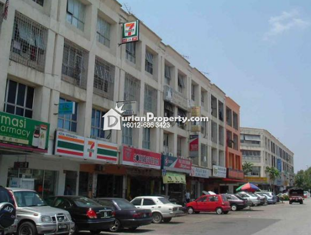Apartment For Sale at Taman Perindustrian Pusat Bandar Puchong, Puchong