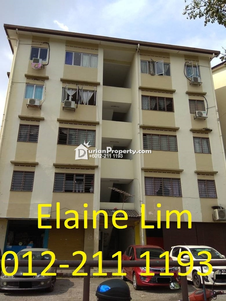 Flat For Sale at Goodyear Court 7, USJ