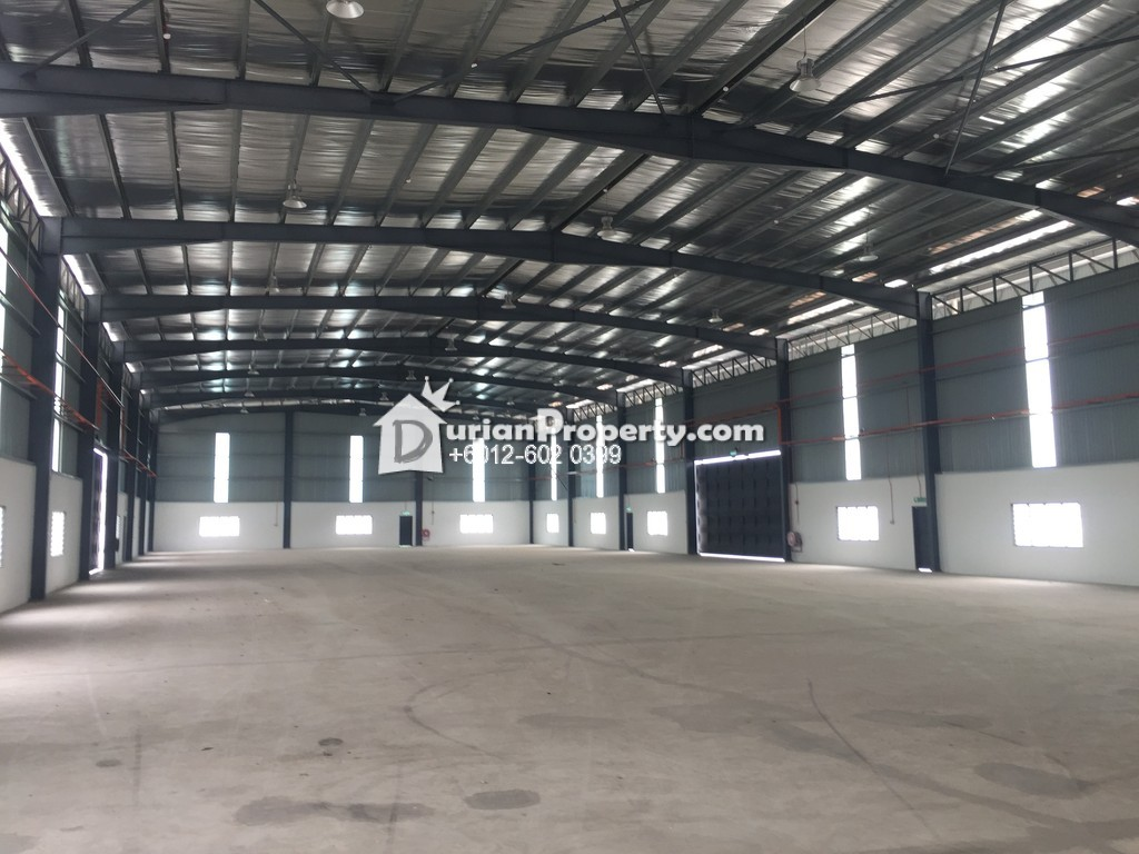 Detached Warehouse For Sale at Kawasan Industri Kota Kemuning, Kota Kemuning