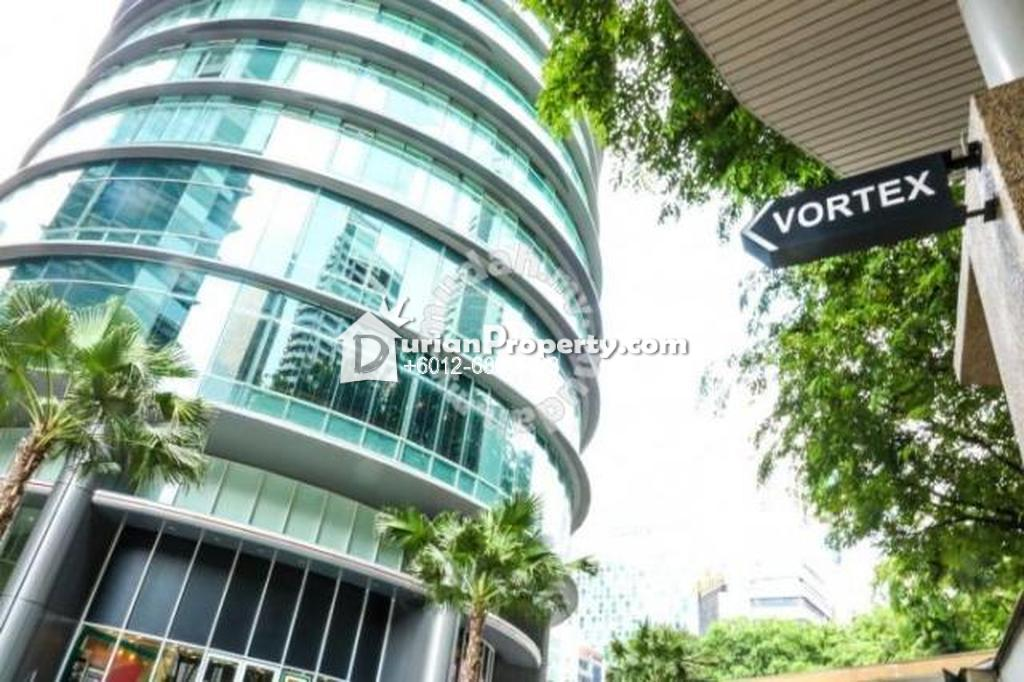 Condo For Sale at Vortex Suites & Residences, Jalan Sultan Ismail