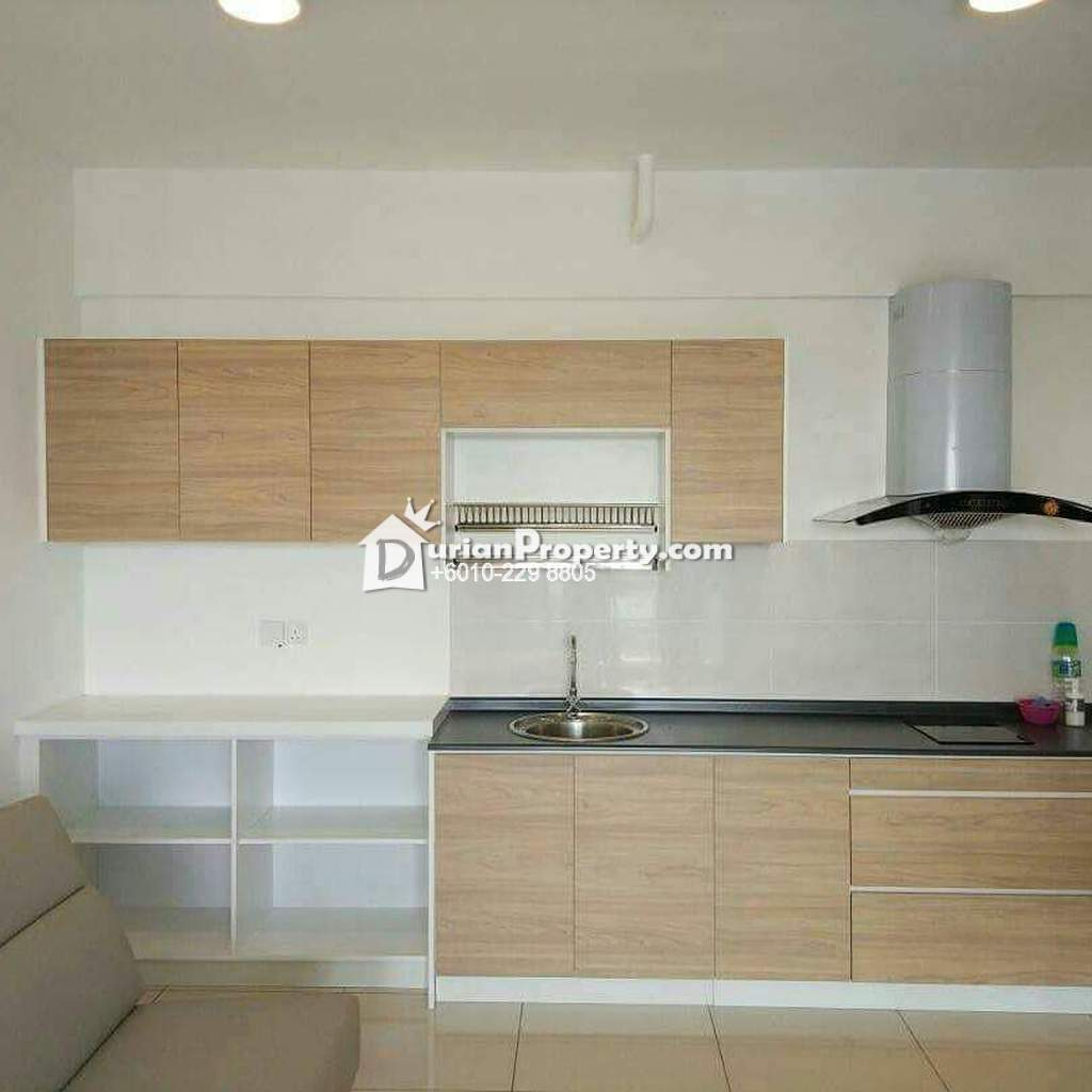 Serviced Residence For Rent at EVO Soho Suites, Bandar Baru Bangi