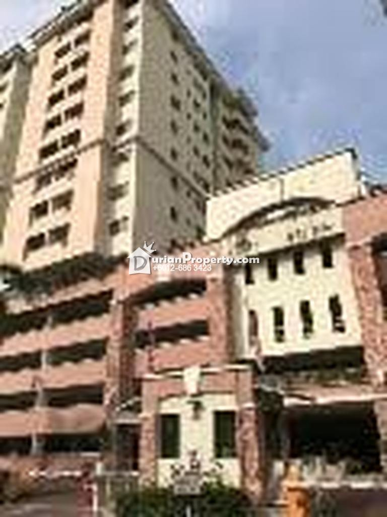 Apartment For Rent at Bougainvilla, Segambut